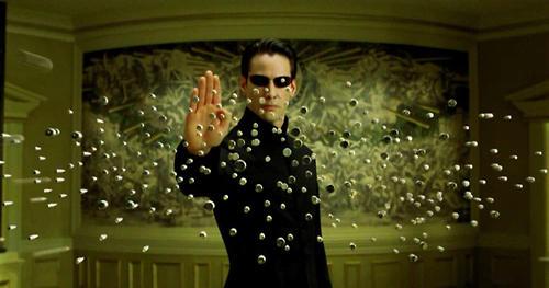 The Matrix Mind Powers