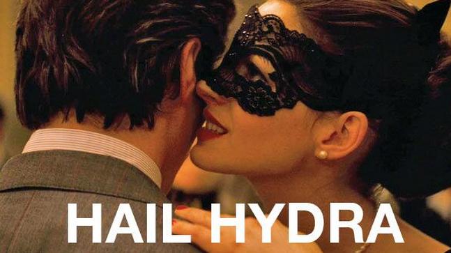 Hail Hydra Batman
