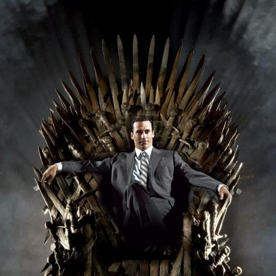 Game of Thrones Mad Men