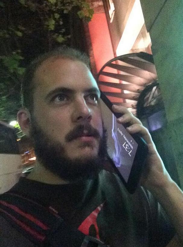 Phone on Phone