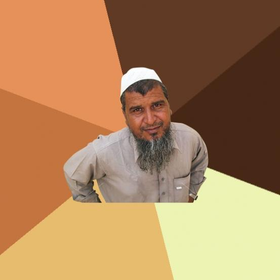We have Muslims