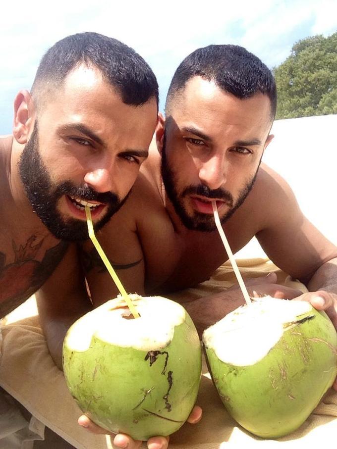 Boyfriends with Coconuts