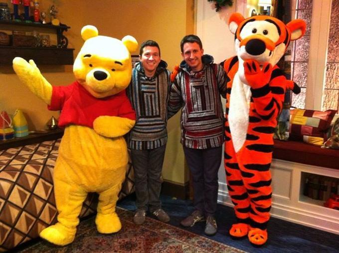 Boyfriends with Disney
