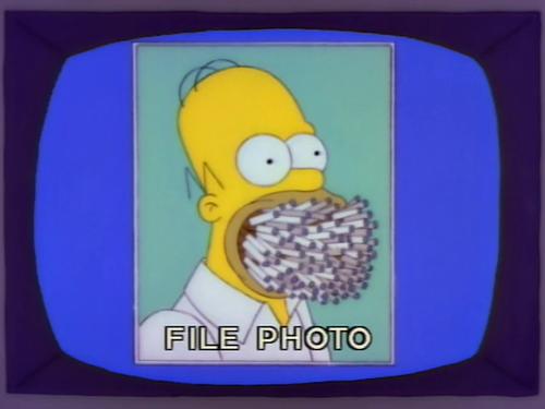 Simpsons Metaphor