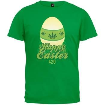 Happy Easter 4/20 Shirt