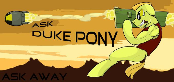 AskDukePony header