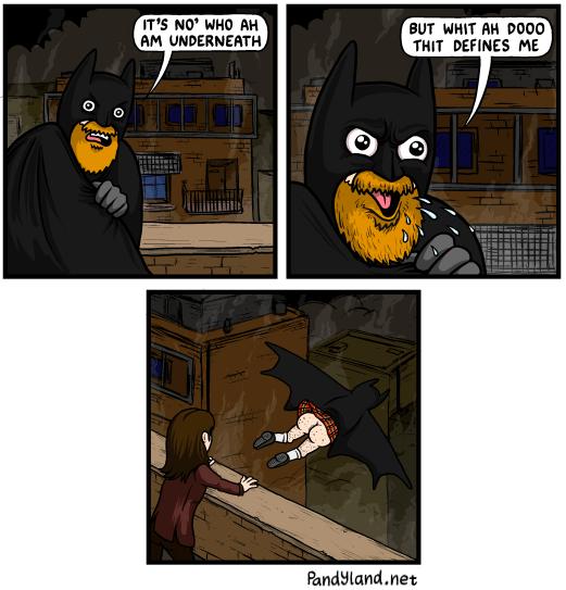 c62 scottish batman batman know your meme