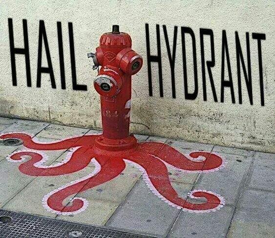 Hail Hydra(nt)! Immortal Hydra(nt)!
