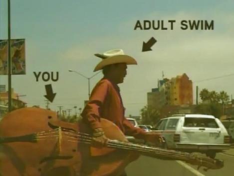 You and Adult Swim II