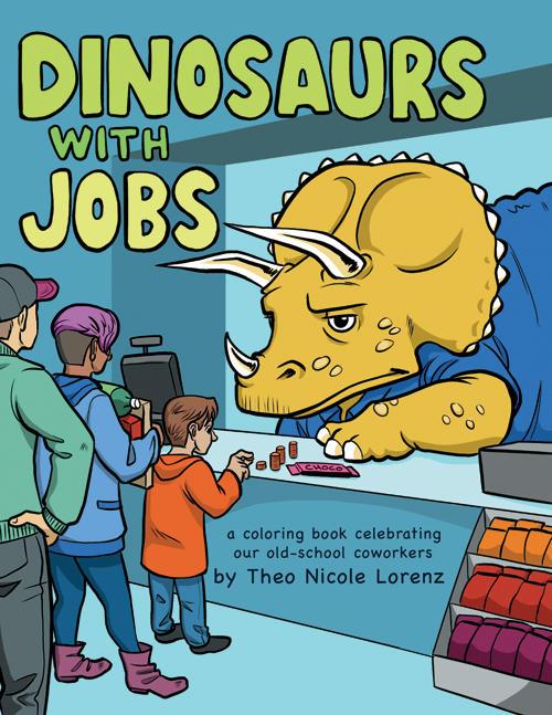 Dinosaur's With Jobs