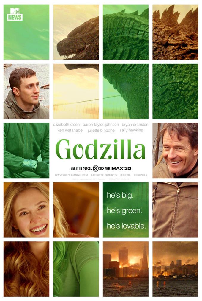 Godzilla Momified - feel-good movie of the year