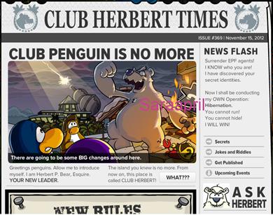7f2 club herbert club penguin know your meme,Herbert Meme