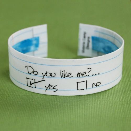 yes or no bracelet