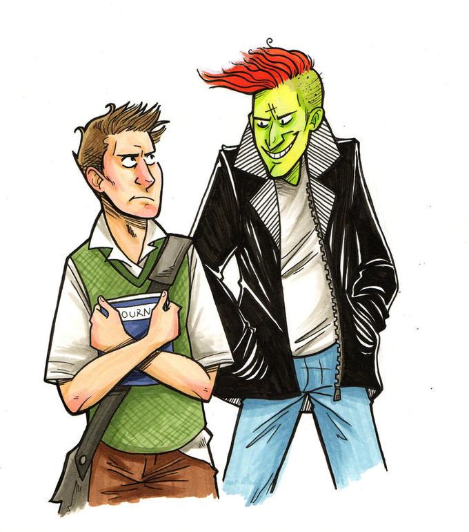 Doug and Roger