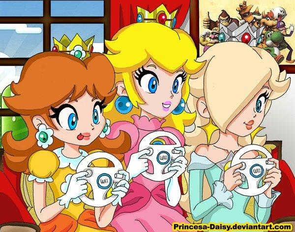 Princess Peach Kart