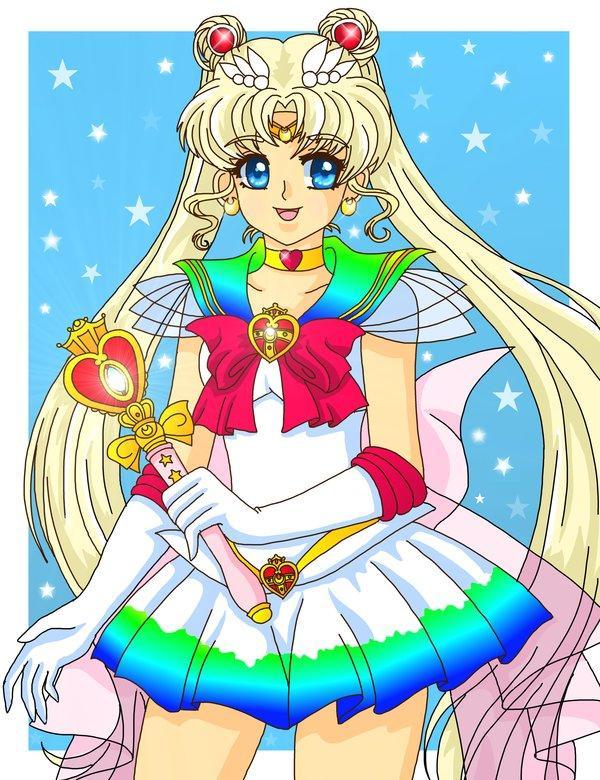 Sailor Moon Technicolor