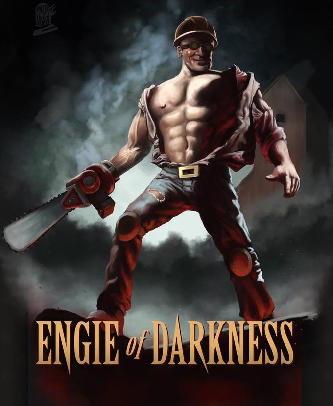 Evil Dead: Engie of Darkness