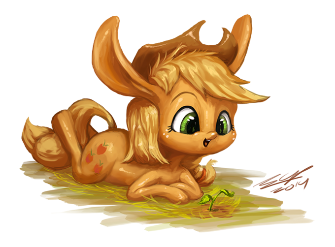 Apple Littlejack grow