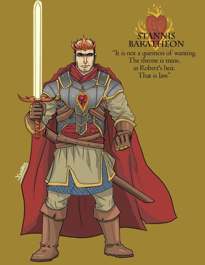 King Stannis