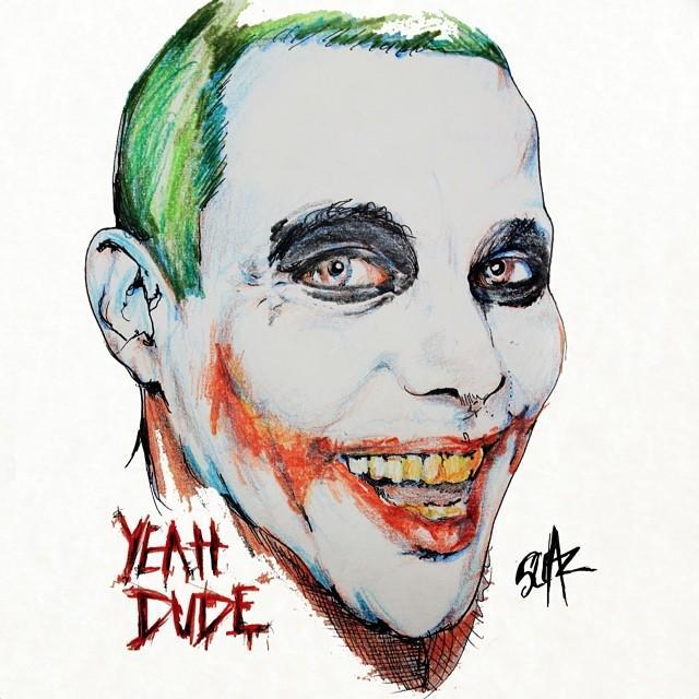 Steve-O As The Joker