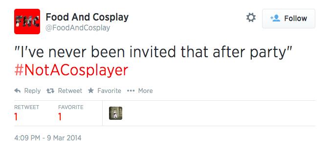 Never Invited