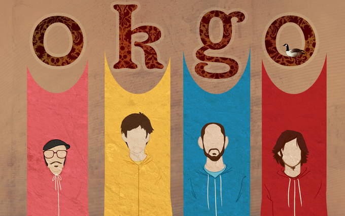 OK Go Colors