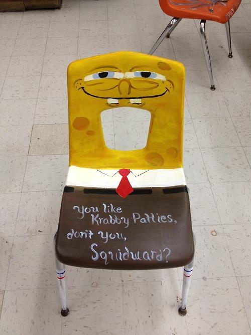 Goddamn, This Chair's Amazing.