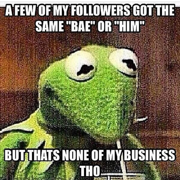 0d9 but that's none of my business know your meme,Good News Everyone Meme