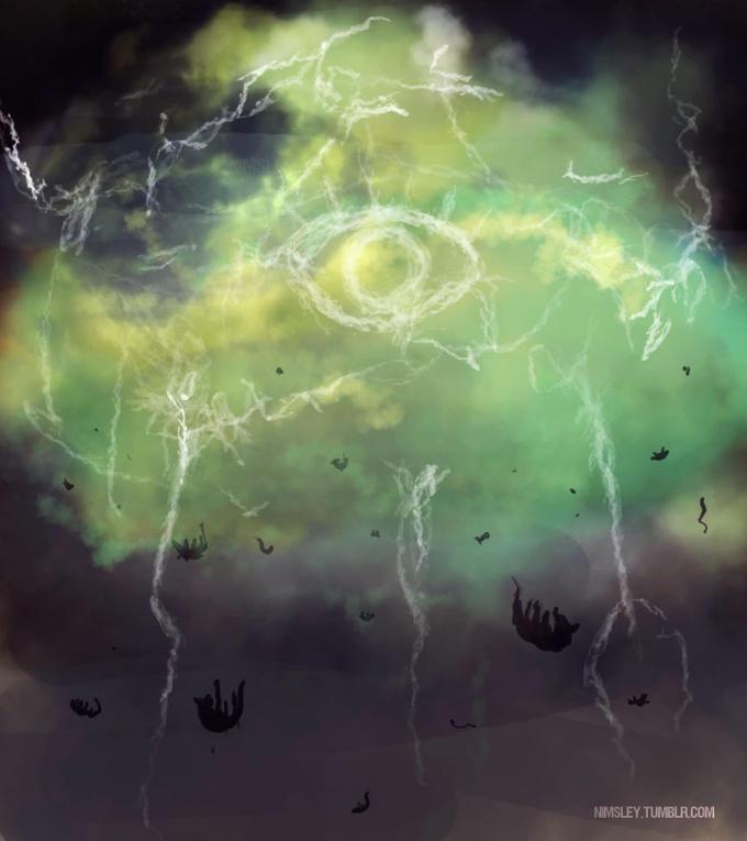 Nightvale eye cloud