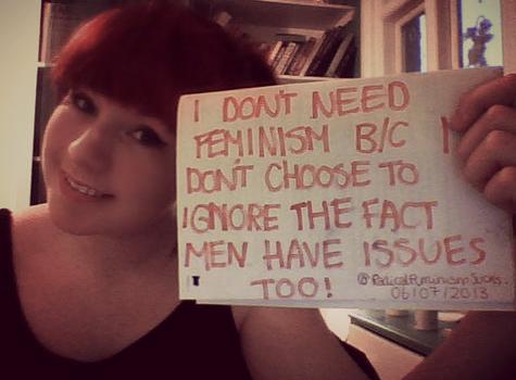 male feminists won't realize feminism essay