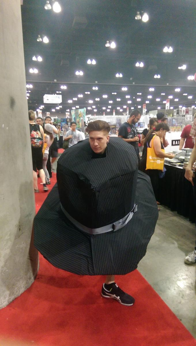 A Giant Fedora
