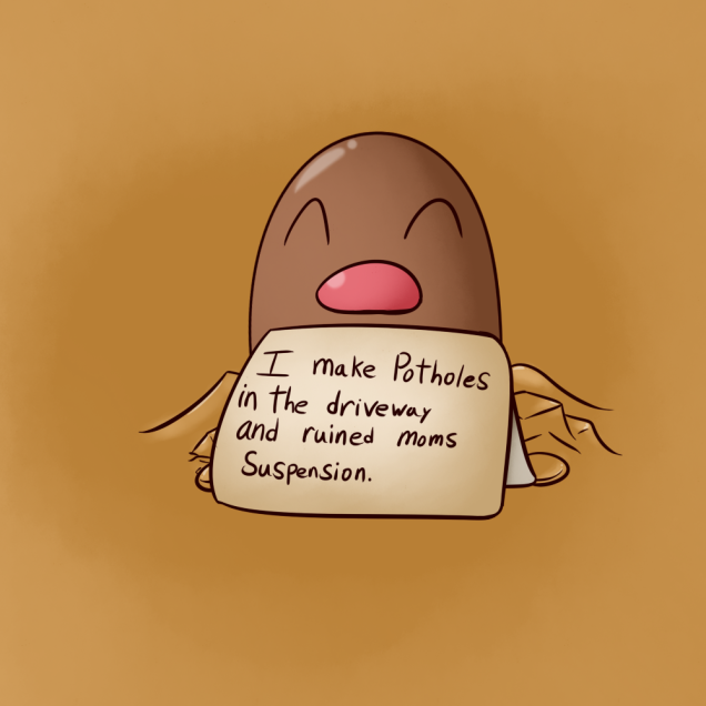 diglett meme - photo #13