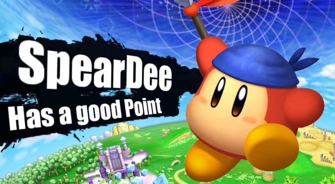 SpearDee Has a Good Point!