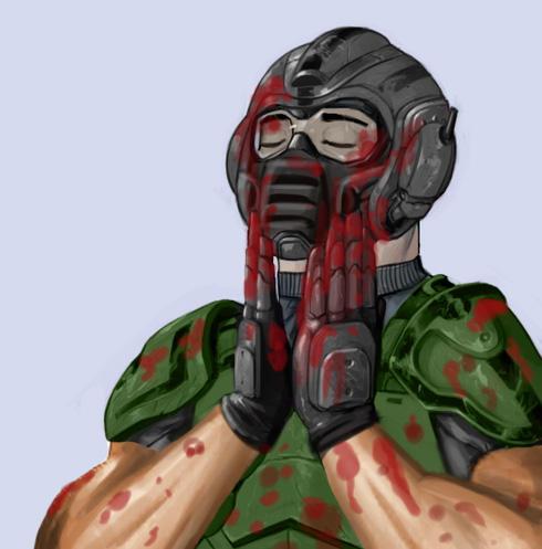 Avance de Doom 4! 3b0