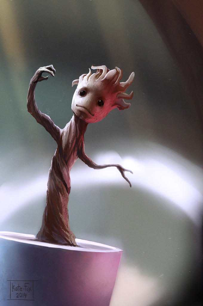 We Are Groot I Am Groot Know Your Meme
