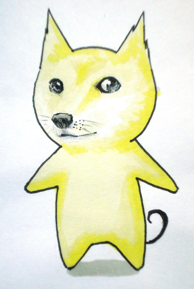 """""""Much r**e, such yellow, very cat. Wow."""""""
