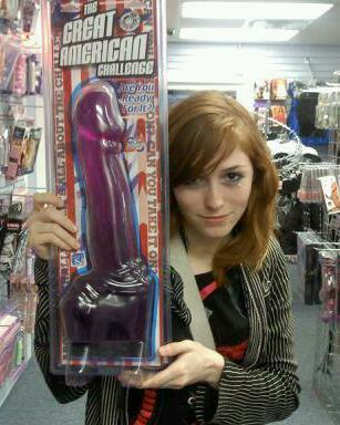 The american challenge sex toy