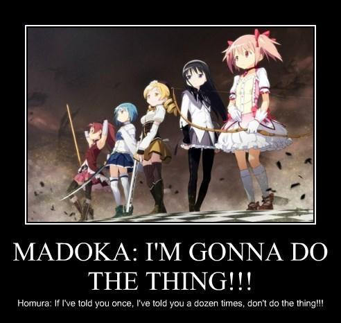 c6a the increasingly poor decisions of madoka kaname puella magi,Puella Magi Madoka Magica Meme