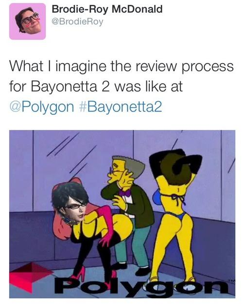 aa3 the review process for bayonetta 2 bayonetta know your meme