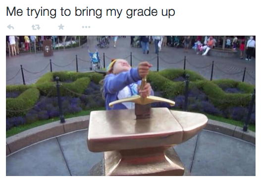 how to get my grades up