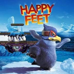 f6d happy feet super smash brothers know your meme