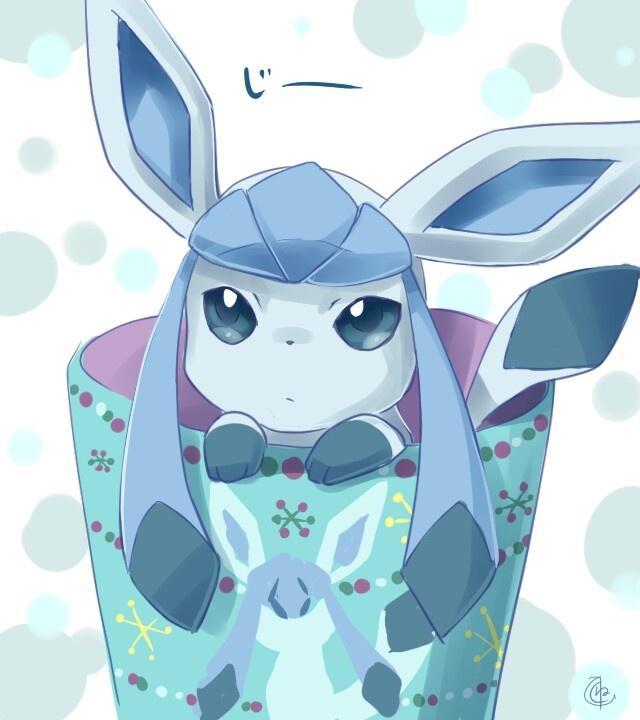 Glaceon | Pokemon | Know Your Meme