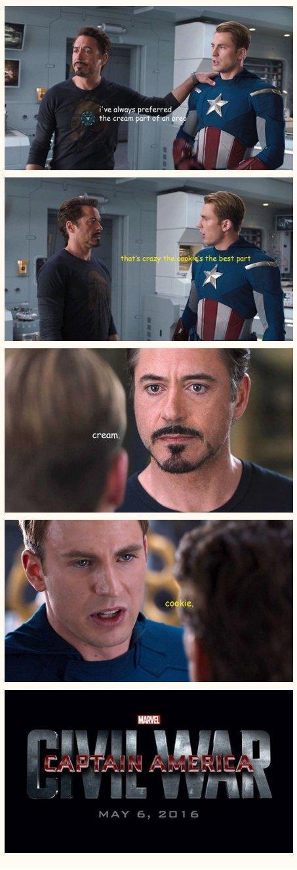 [Image - 900912] | Captain America: Civil War 4 Pane ...