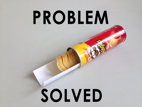 d64 pringles and method to get without problem problem solved,Pringles Meme