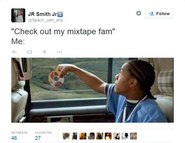 1df check out my mixtape know your meme