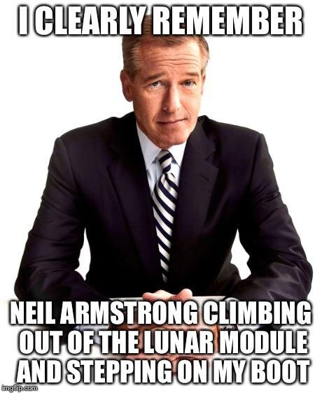 388 moon landing brian williams misremembers know your meme,Moon Landing Meme