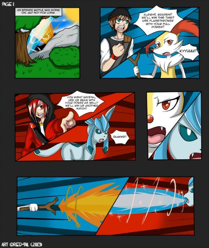 This might be part of a hentai comic idk | Pokémon | Know