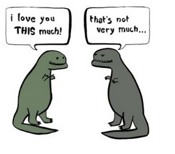 5df t rex's short arms \