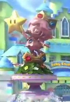 0b3 baby pink gold peach mario kart know your meme
