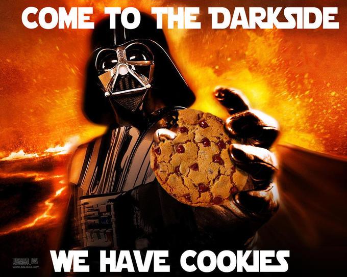 Bildergebnis für come to the dark side